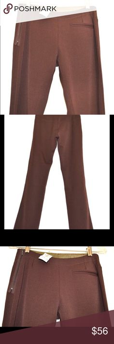 Vintage NWT Diesel StyleLab Crusoe FALL pants Never worn, circa late 90s/early 2000s. Original price tag $249, marked down to $169. Side zipper, inner waist lined green duochrome. Exceptional quality. Waist 28, rise 8.75, inseam 31, outseam 38, leg opening 8+ across. Perfect for fall or even winter, as they are a heavier material w excellent drape. Stored for years, but we are NOT an allergen free environment. Diesel Pants Straight Leg
