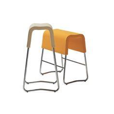plint barstool white+bench orange_w