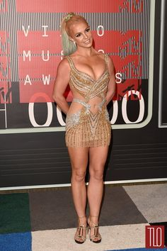 VMAs 2015: Britney Spears in La Bourjoisie | Tom + Lorenzo