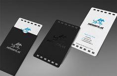 tarjetas de presentacion television - Buscar con Google