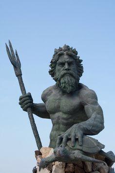 King Neptune, Virginia Beach