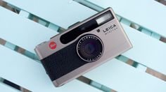 Leica Minilux 35mm Point and Shoot Camera Review 7