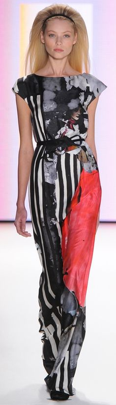 Carolina Herrera Fall 2012