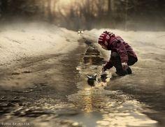 Child Photography by Elena Shumilova | Cuded