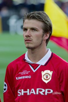 David Beckham Manchester United 99