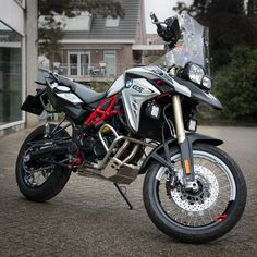 2017 BMW F800GS Trophy