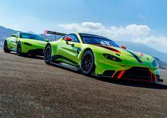 Aston Martin Vantage GTE Pro: Absolutamente espetacular…