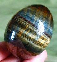Stone Eggs Crystal Eggs