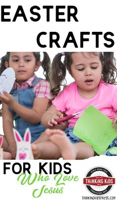 Easter Crafts for Kids who Love Jesus Make Easter special this year and start some new traditions with 23 Easter crafts for your kids that focus on Jesus and the Easter story. Bible Crafts For Kids, Easter Crafts For Kids, Free Homeschool Curriculum, Homeschool Kindergarten, Homeschooling, Easter Specials, Easter Story, Easter Activities, Christian Parenting