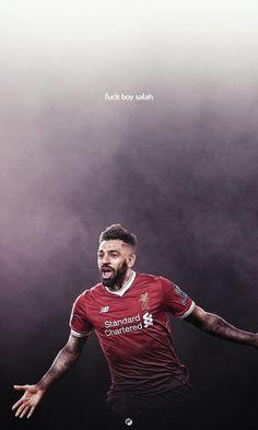 Ynwa Liverpool, Salah Liverpool, Liverpool Players, Liverpool Football Club, Football Art, Football Photos, Football Players, Egyptian Kings, Mo Salah