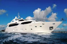 SUNSEEKER Yacht 34m - JIVA - Super Yachts - World of Luxury Yacht Charter - www.supersailyachts.com