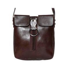 Paco Rabanne Pre-owned - Leather crossbody bag hLYj8U