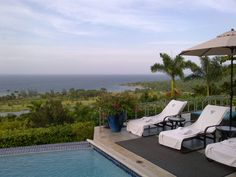 Beautiful views from your #private #pool.