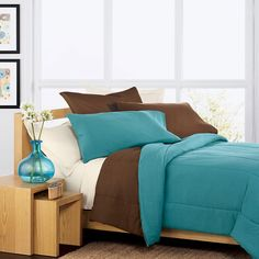 Brown And Teal Bedding Sets Yeevscpc