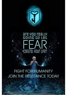 JOIN THE RESISTANCE #ingress