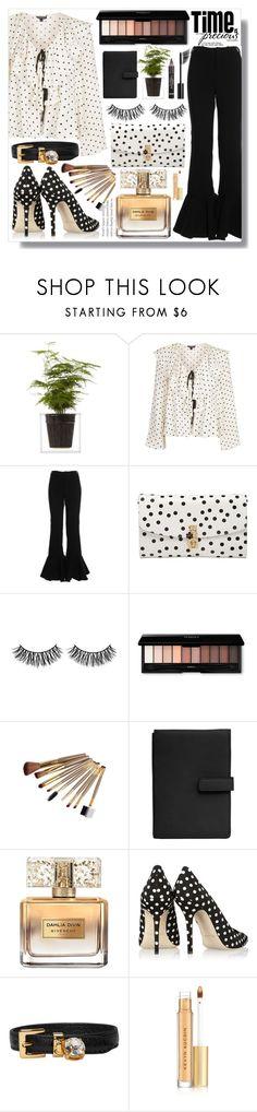 """Untitled #307"" by miralmxdx ❤ liked on Polyvore featuring Boskke, Topshop, Dolce&Gabbana, Rimini, L'Oréal Paris, TravelSmith, Chanel, Givenchy, Oscar de la Renta and Miu Miu"