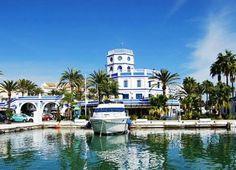 Estepona Marina (Markets on a Saturday)