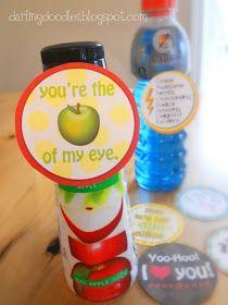 Non-soda v-day gift tags