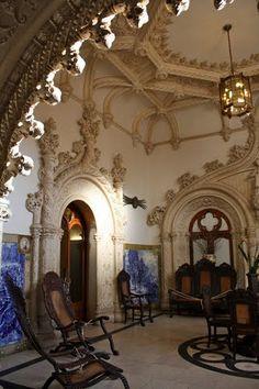 Palácio do Buçaco.
