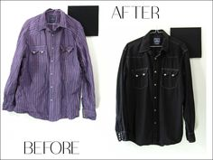 Tired of purple stripes? Change to black on black for a new look. Repurpose, Reuse, New Look, Tired, Raincoat, Stripes, Change, Purple, My Style