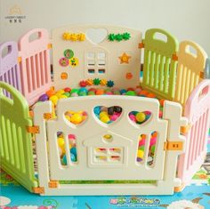219.00$  Buy here - http://ali3ti.worldwells.pw/go.php?t=32492048906 - Retail 8 Size Baby Playpens Children Place Fence Kids Activity Gear Environmental Protection EP Safety Play Yard Indoor Outdoor 219.00$