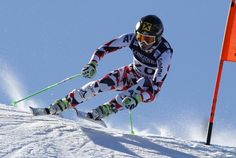 By Pat Graham BEAVER CREEK, Colo. -- Tina Maze pulled off an impressive feat on the soft snow -- a cartwheel in ski boots. Her racing wasn't too bad, either. Tina Maze, World Cup Skiing, Lindsey Vonn, Ski Racing, Beaver Creek, Alpine Skiing, Ski Boots, World Championship, Anna