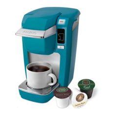 Keurig+K10+B31+MINI+Plus+Aqua+Personal+Coffee+Brewer
