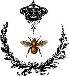 100% Cotton Flour Sack Chef's Kitchen Dish Towel Vintage Bee & Crown Great Hostess Gift