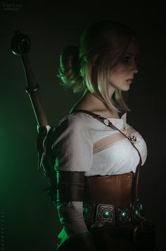 The Witcher cosplay - Cirilla by ver1saCheck out http://hotcosplaychicks.tumblr.com for more awesome cosplayPlease Subscribe to us on youtube