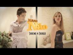 ▶ Thaeme & Thiago (part. Luan Santana) - Hoje não (Clipe Oficial) - YouTube