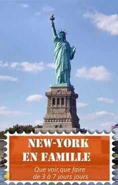 Voyage et séjour à New York de 10 jours - conseils astuces métro ...