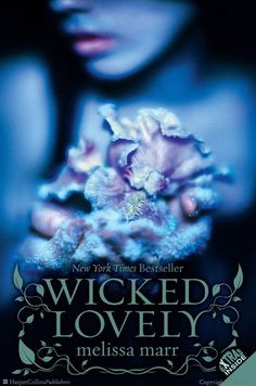 Wicked Lovely by Melissa Marr, all of the books in this series are brilliantly written.
