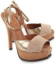 FENDI Sandals - Shoes - Boots 2014