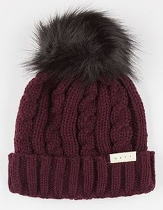 Trendy Crochet Beanie For Women Winter Knits