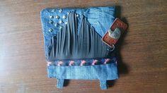 Tie Dye Skirt, Wallet, Chain, Skirts, Handmade, Fashion, Pocket Wallet, Moda, Skirt