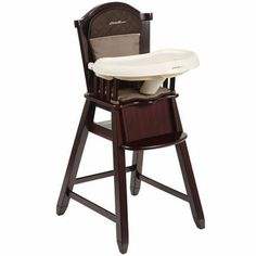 High Chair On Pinterest High Chairs Wood High Chairs