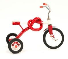 Sergio Garcia's Silly Tricycles - Neatorama