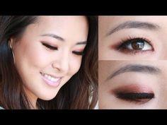 Bronzed Goddess Makeup Tutorial - Frmheadtotoe  I love her!!!