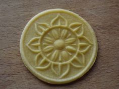 CORZETTI PASTA Stamp 1 Handle 1Wildflower di FlorentineTouch