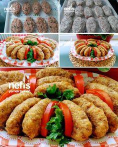 Kadınbudu Kofte (Never Failing Recipe) – Yummy Recipes - Rezepte Yummy Recipes, Yummy Food, Turkish Meatballs, Warm Food, Breakfast Items, Ratatouille, Entrees, Sushi, Food To Make