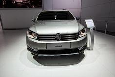 Alltrack concept car at #NYIAS