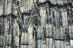 Intricacy of Cologne Cathedral - Germany