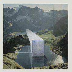 Superstudio, Continuous Monument, 1969