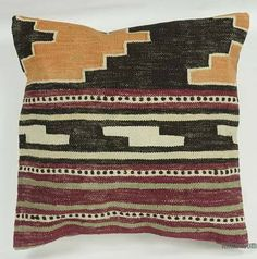 Pillows | Kilim Rugs, Overdyed Vintage Rugs, Hand-made Turkish Rugs, Patchwork Carpets by Kilim.com