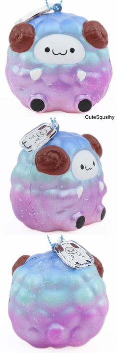 Kawaii galaxy sheep squishy!