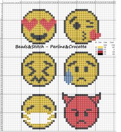 (62) Beads&Stitch - Perline&Crocette