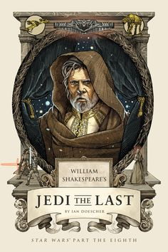 Luke Skywalker Goes Elizabethan-Style on the Cover of Jedi the Last – First Look!