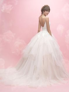 Allure Bridals Romance 3067 Romance Bridal by Allure Boulevard Bridal & Prom, has Modest Wedding & PROM Dresses w/ sleeves, & Bridesmaids