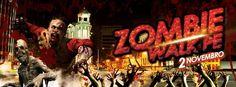 Event / Evento: Zombie Walk PE 2016    Date / Datas / Fechas : 02 de Novembro de 2016   Location / Localização / Lugar: Praça do Derby  ...
