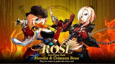 Elsword - New Character Rose Goes Cowgirl